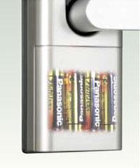 単三アルカリ乾電池